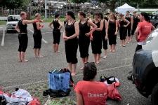 Damenriege am Turnfest Roggwil