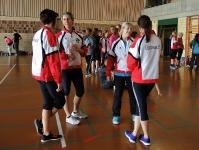 Damen-, Männerriege und Turnverein in Filzbach