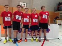 Jugi Gossau am Kids Cup Team Adliswil