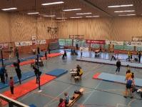 Geräteturnwettkampf in Regensdorf