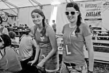 Damenriege am Turnfest Ossingen