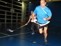 Unihockey Match