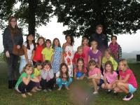 Mädchenriege 1. + 2. Klasse - Spielplatz