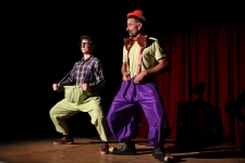 Clown Duo - Du und Du