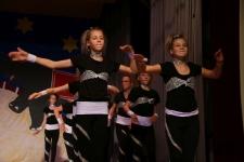 Mädchenriege 3. - 5. Klasse - Trommelwirbel