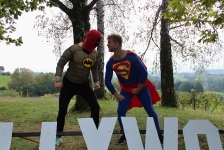 Chränzli 2018 - Deadpool vs. Superman