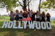 Chränzli 2018 - Mädchenriege Mittel - Hannah Montana