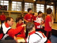 Unihockey Turnier 29. Januar 2012 - Maur