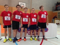 Jugi Gossau am Kids Cup Team Adliswil