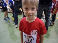 Jugendriege am Kids-Cup Team in Jona