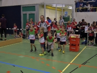 Jugendriege am Kids-Cup Team in Jona