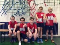 Jugi-Gross am Kids-Cup Team in Jona