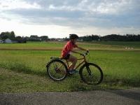 schwimmen, velofahren und laufen - Jugi Triathlon