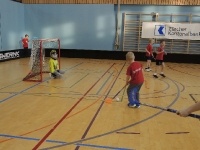 Jugend Unihockey Turnier in Embrach