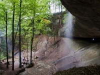 Bachtelspalt & Höhle Wissengubel