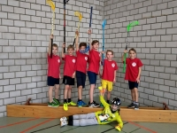 Jugi Unihockey Turnier in Embrach