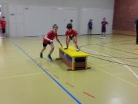 Jugendriege Schlussturnen - Turnhallen Berg