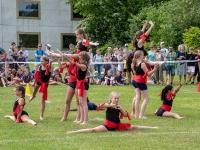 Gruppengymnastik
