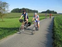 1. Tag: Affoltern am Albis -> Weggis, Flüelen -> Erstfeld, Andermatt -> Furka