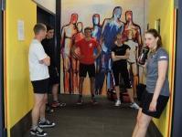 Trainings Weekend 1. Tag
