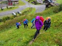 Turnfahrt Etzlihütte